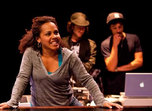 Amirah Vann, GQ and Wade Allain-Marcus