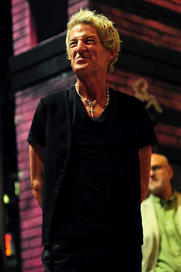 Photo Coverage: REO Speedwagon Rocks Out with ROCK OF AGES!