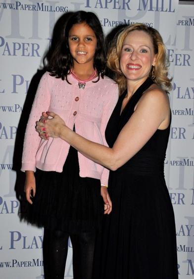 Donnay English and Liyla Photo