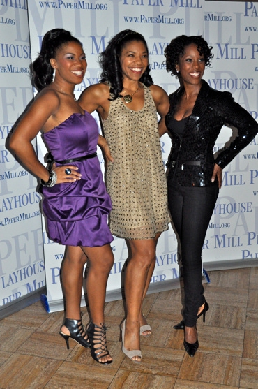 Iris Burruss, Nicole Powell and Rashida Scott-The Dynamites Photo