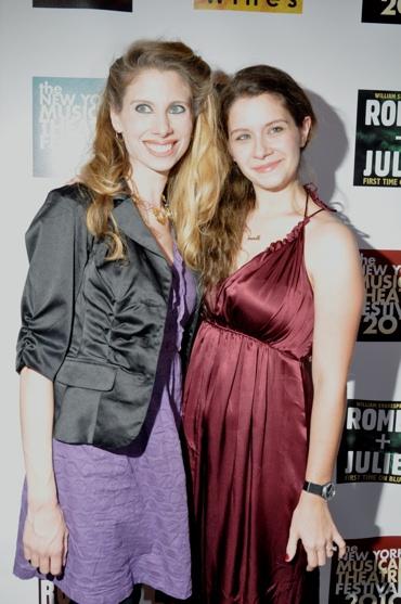 Annie Pasqua and Jenna Pasqua