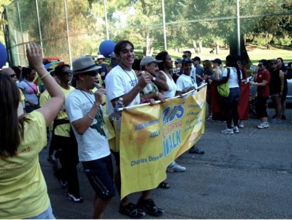 Photo Coverage: Sykes, Espinosa, Hilty & More at LA AIDS Walk