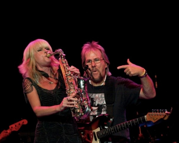 Mindi Abair, David Pack Photo