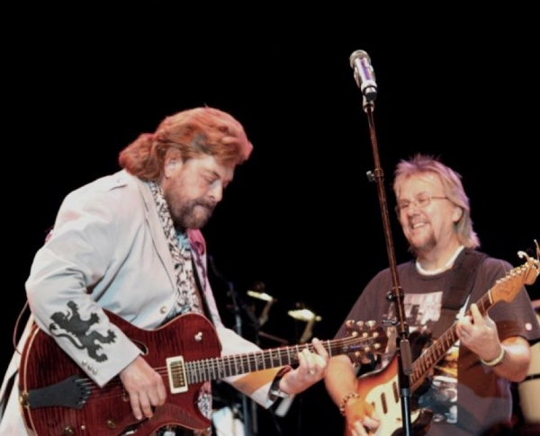 David Pack, Alan Parsons