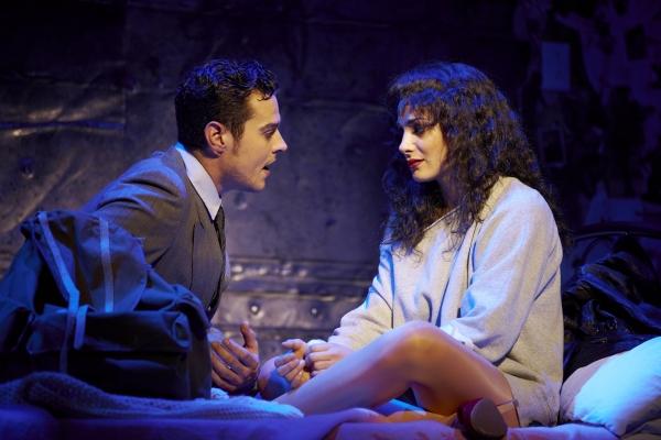 Matt Willis and Victoria Hamilton-Barritt