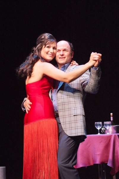 Photo Coverage: Block and Alexander in THEY'RE PLAYING OUR SONG - First Production Shots!