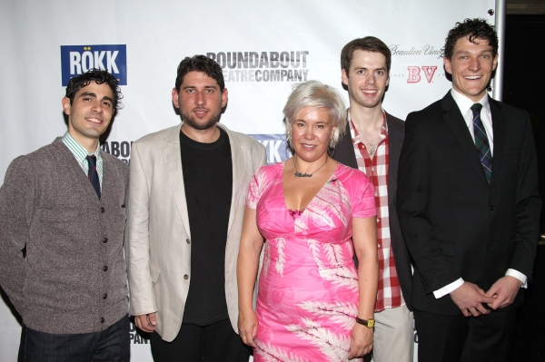 Photo Coverage: BRIEF ENCOUNTER - After Party!