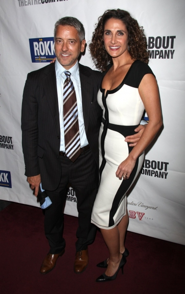 Melina Kanakaredes and Guest