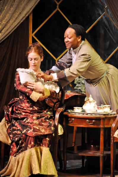 Photo Flash: In the Next Room at the Phoenix Theatre