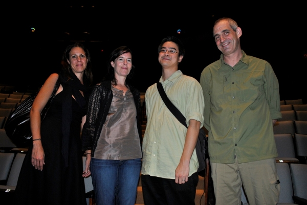 Photo Coverage:  Asian Premiere Of AMERICAN HWANGAP, Show Closes 10/3