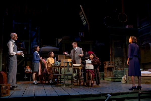 Photo Flash: Westport Country Playhouse Presents THE DIARY OF ANNE FRANK