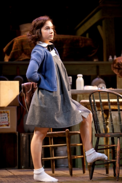 Molly Ephraim at Westport Country Playhouse Presents THE DIARY OF ANNE FRANK