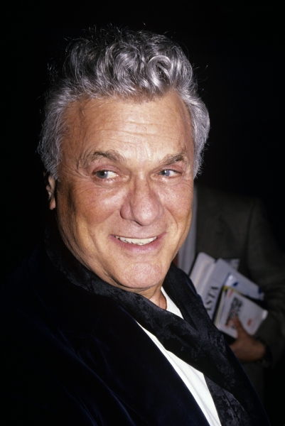 Tony Curtis, New Orleans, 1986 Photo