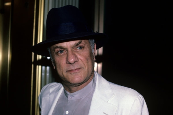 Tony Curtis, New York City, 1984