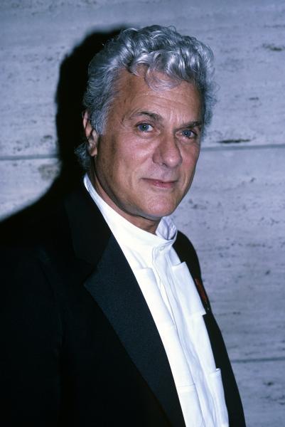 Tony Curtis, New York City, 1987 Photo
