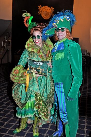 Briana Yacavone and Jonathan Warren  Photo