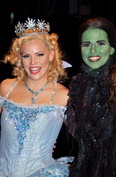 Photo Coverage: WICKED Celebrates 5 Million and Going Strong!