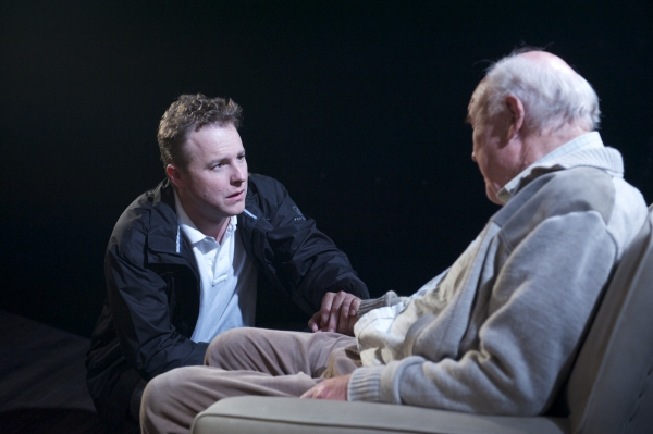 Samuel West and Timothy West