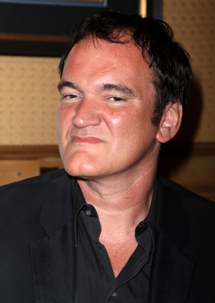 Quentin Tarantino at Friars Club Honors Jerry Lewis with Lifetime Achievement Award