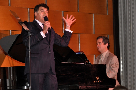Bryan Batt and Michael Lavine