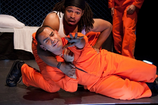 Photo Flash: THE TENTH FLOOR  at NYMF