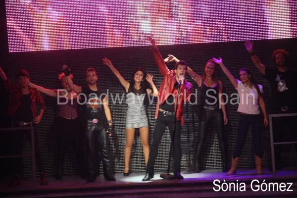 Daniel Figueroa, Cristina Rueda, David Carrillo, Tania Garcia, Xavi Navarro, Cristina Murillo, Paula Berenguer y Alejandro Vega