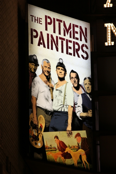 Photo Coverage: THE PITMEN PAINTERS Opens on Broadway!