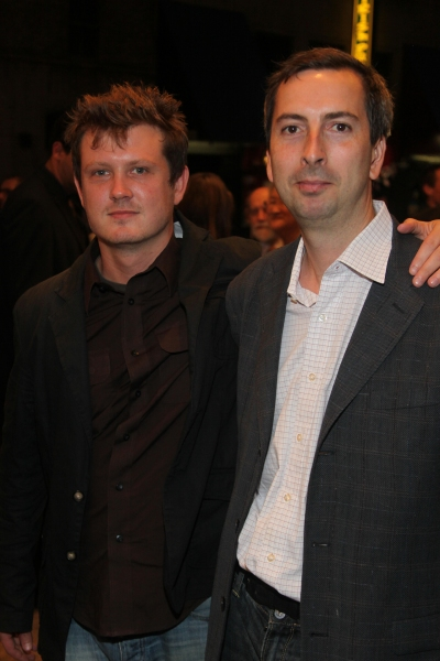 Beau Willimon and Henry Wishcamper