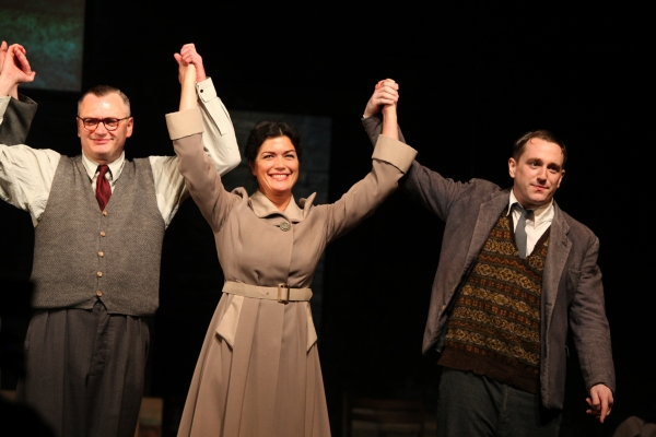 Photos: THE PITMEN PAINTERS Opens on Broadway!