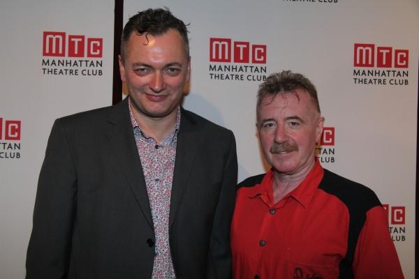Michael Hodgson and David Whitaker Photo