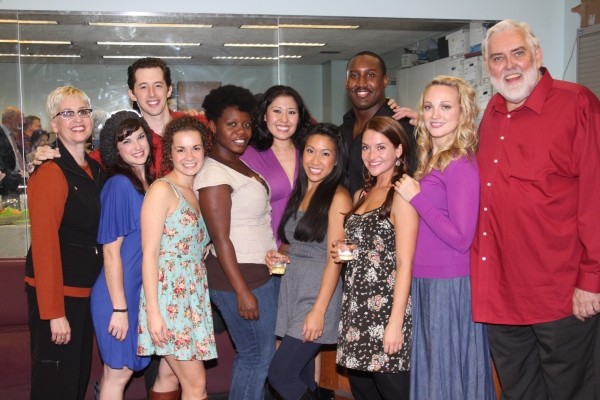 Photo Coverage: The Roar of the Greasepaint – The Smell of the Crowd
