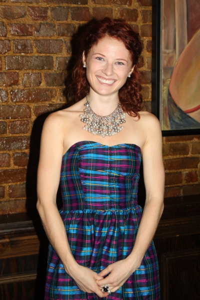 Photo Coverage: FRECKLEFACE STRAWBERRY Opening Night Party