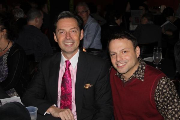 Mark Watson and Bobby Belfry Photo