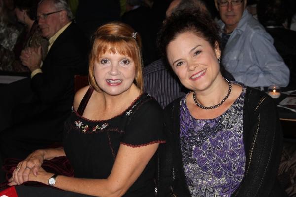 Annie Golden and Julie Reyburn Photo