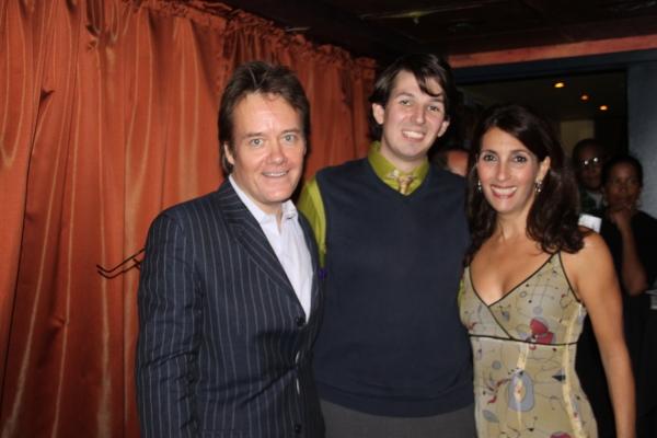 Eric Comstock, Stearns Matthews and Barbara Fasano