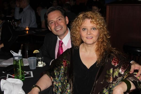 Mark Watson and Sarah Rice