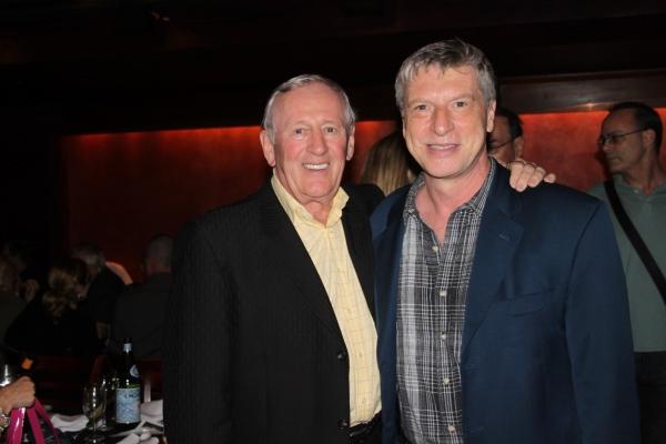 Len Cariou and Mark Janas