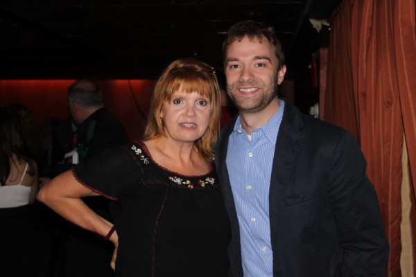 Will Trice and Annie Golden