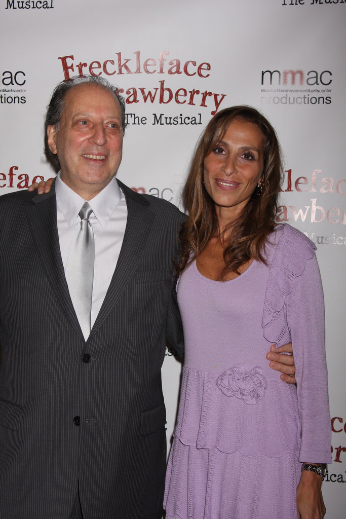 Photo Coverage: FRECKLEFACE STRAWBERRY Opening Night Red Carpet