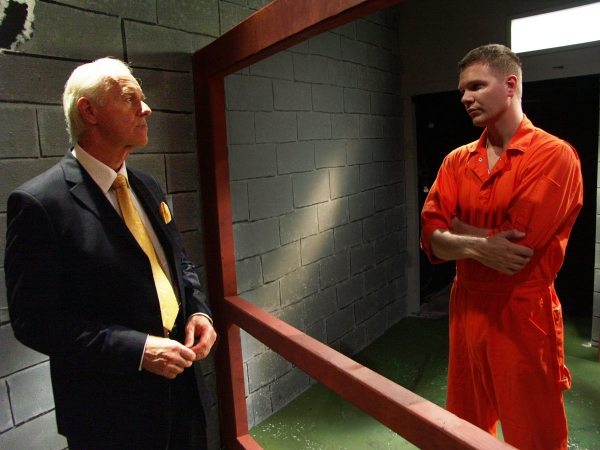 Photo Flash: The Blank Presents Farrell & Parrack in TERRE HAUTE