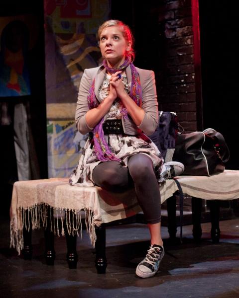 Jillian Louis as Kitty Photo
