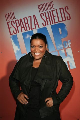 Yvette Nicole Brown  at LEAP OF FAITH Opening Night