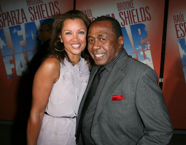 Vanessa L. Williams (L) and Ben Vereen