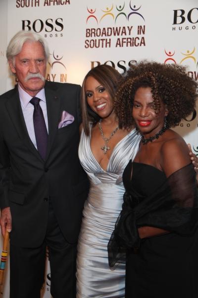 Michael Butler, Deborah Cox and Melba Moore