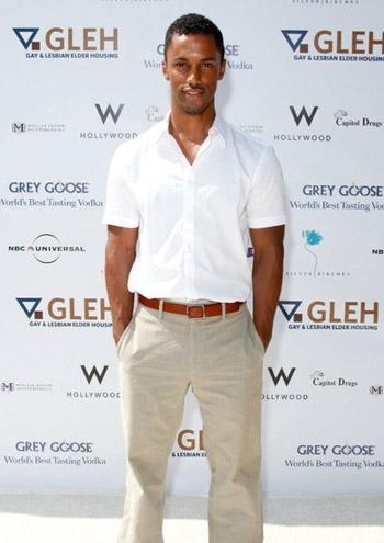 Noah's Arc star Darryl Stephens