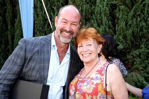 Photo Coverage: 9th annual GLEH Garden Party honoring Adam Shankman and Rona Barrett