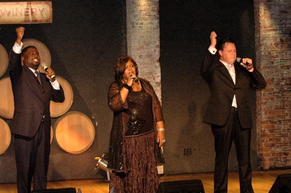 Photo Coverage: 'Hallelujah Broadway' Concert