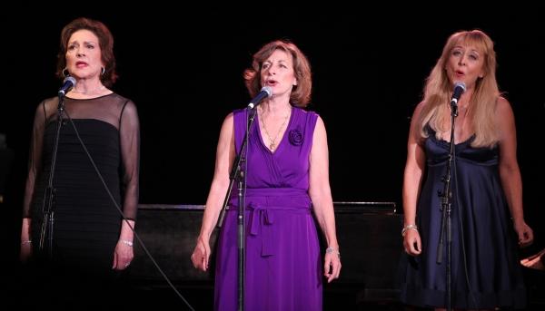 Kelly Bishop & Carole Schweid & Christina Saffran Ashford