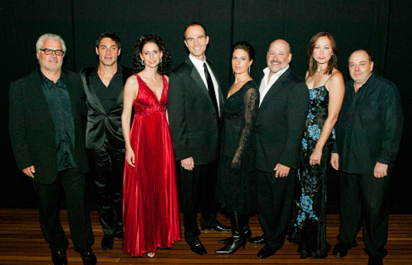 Photo Coverage: Eder & Wildhorn Reunite Onstage in Vienna