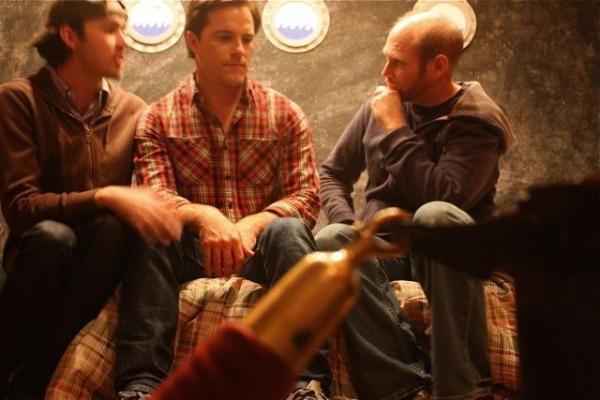 Jimmy Davis, Mike Doyle, and Jeffrey Nauman Photo